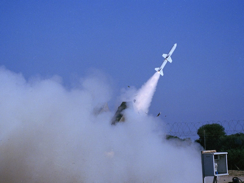 Aspide 2000 missile features high supersonic speed. Credit: Mbda Systems.