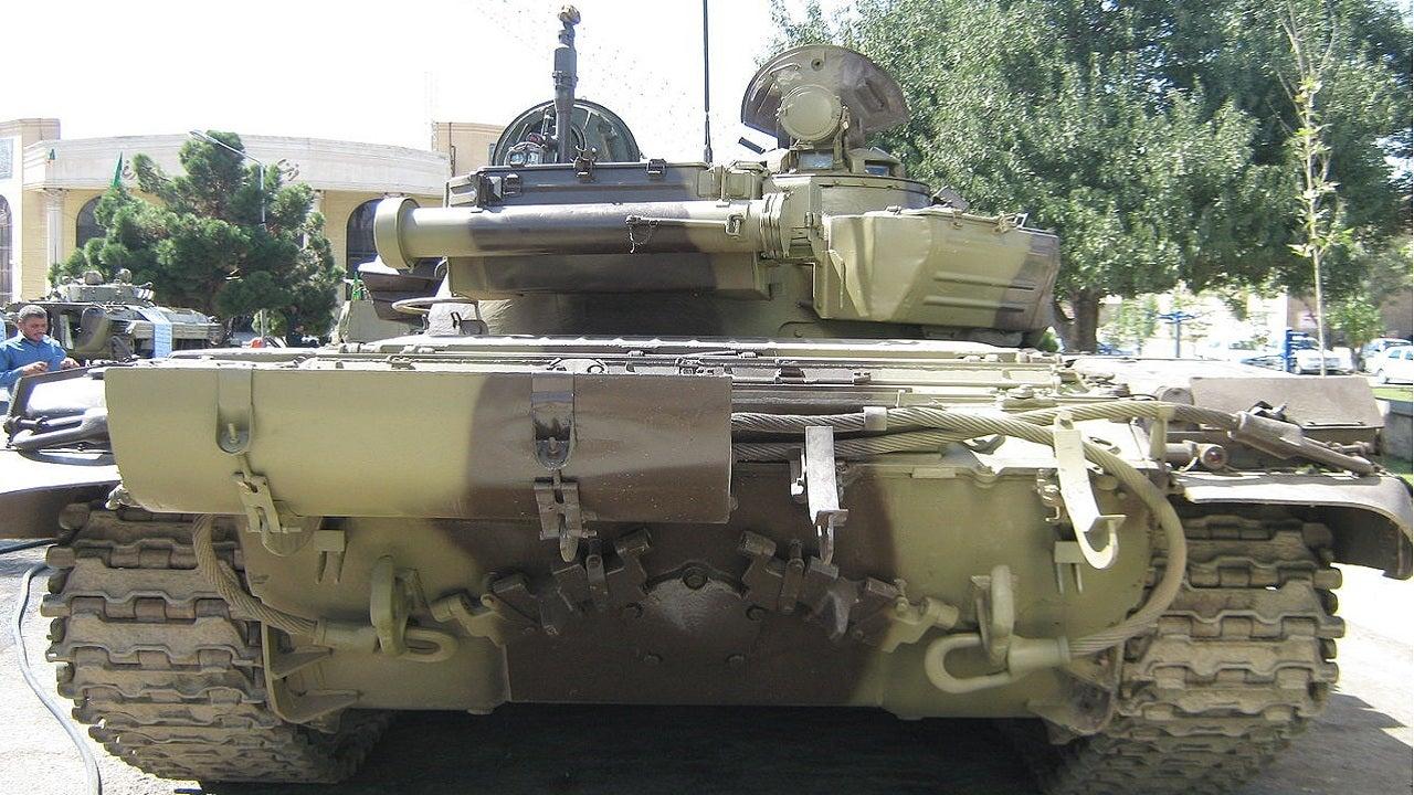 Image 2-T-72S Main Battle Tank