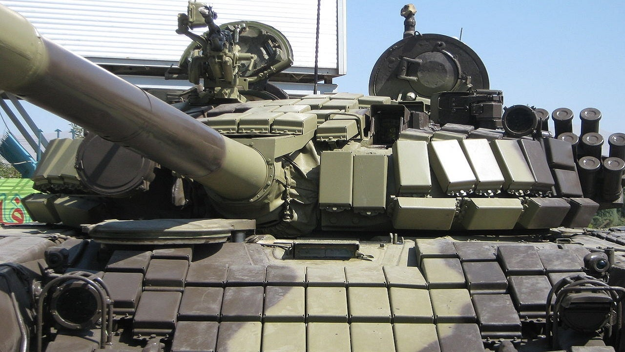 Image 3-T-72S Main Battle Tank
