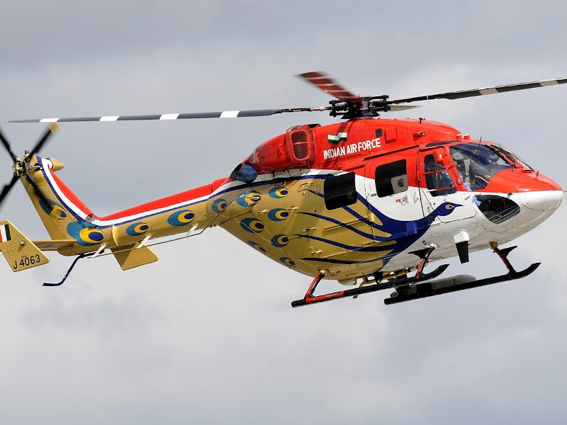 Dhruv Advanced Light Helicopter