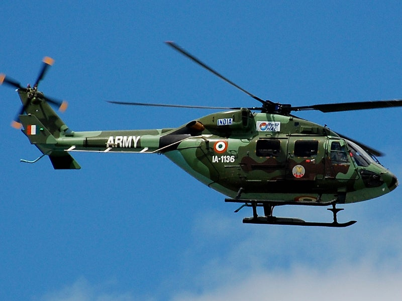Image 2-Dhruv Advanced Light Helicopter (ALH)