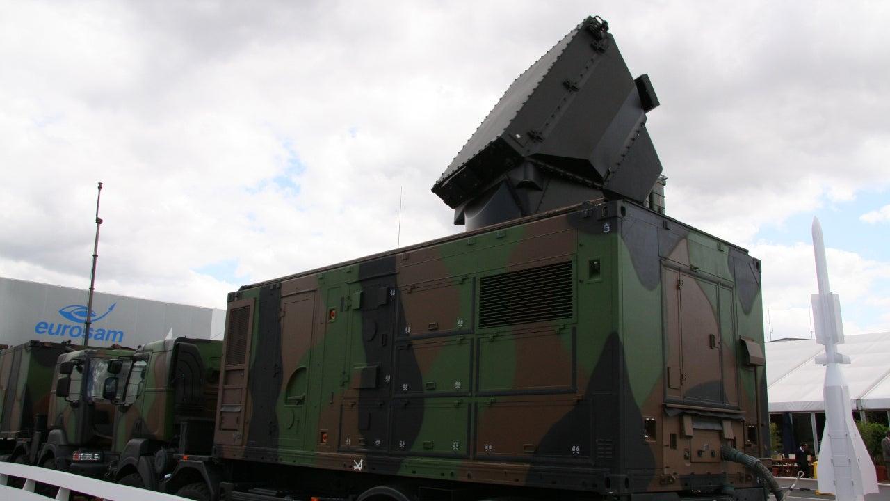 Image 2- Aster 30 SAMPT Surface-to-Air Missile Platform – Terrain