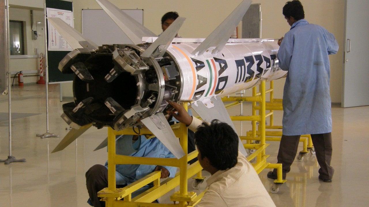 Image 2-DRDO Ballistic Missile Defence System