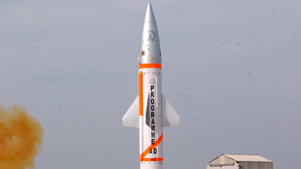 Image 3-DRDO Ballistic Missile Defence System