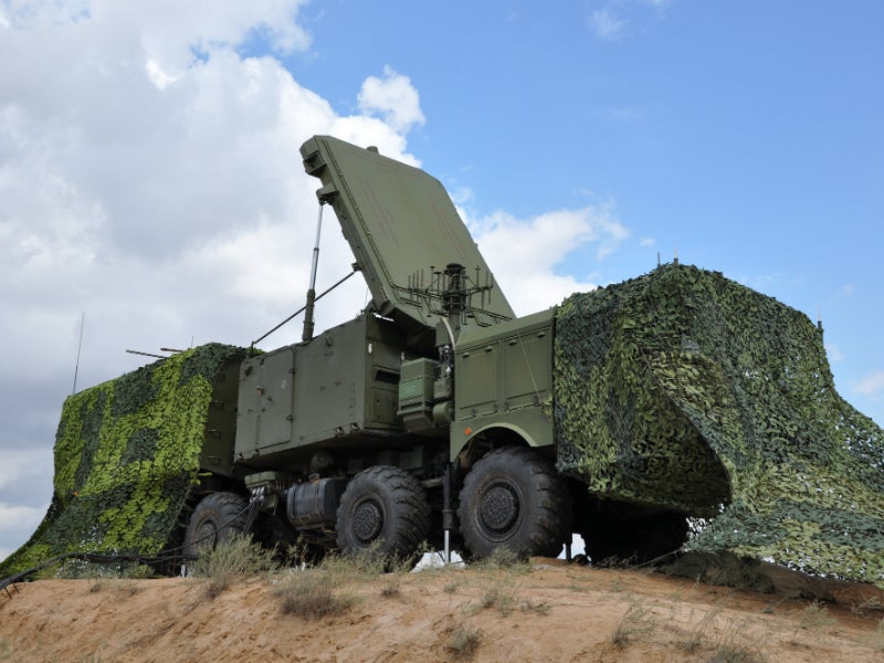 S-400 can engage missiles within the range of 400km.