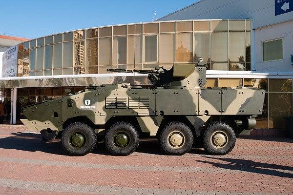 BTR-4MV1