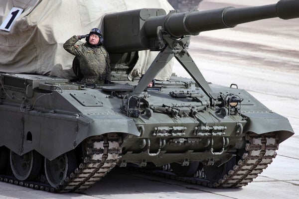The 10 most effective self propelled artillery