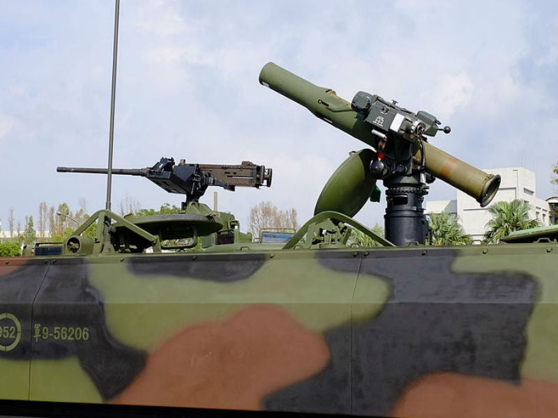 TOW missile system has been in service since 1970. Credit: Jen Fumio
