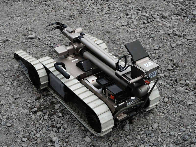 iRobot 510 PackBot Multi-Mission Robot