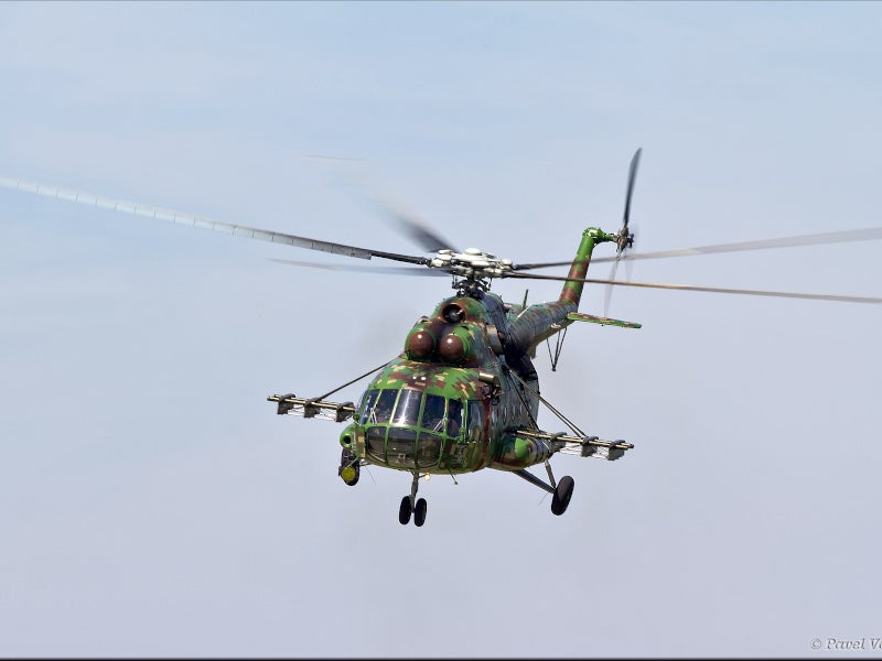 The maximum speed of the helicopter is 250km/h.