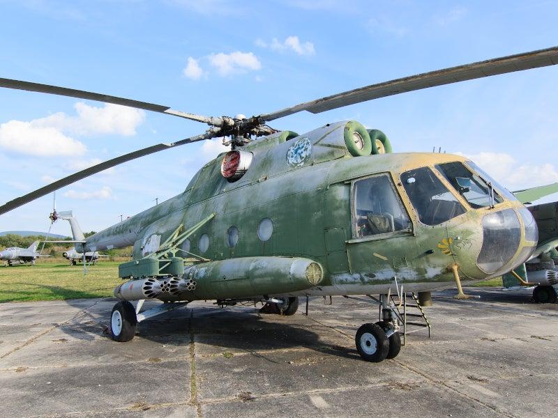 Image 4-Mi-8 Mi-17 Hip Multimission Helicopter