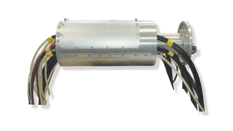 LONG RANGE SURVEILLANCE RADAR – HIGH POWER, DIGITAL & HF COAXIAL SLIP RING