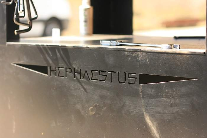 Hephaestus Logo