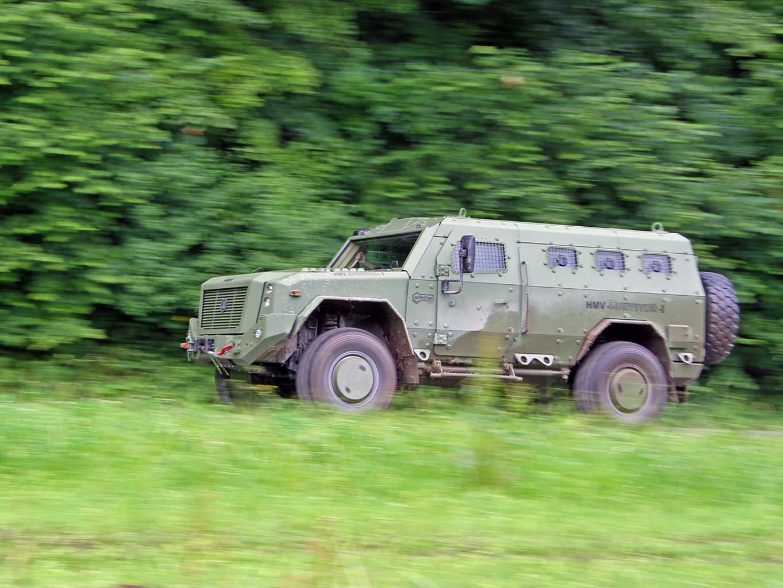 HMV SURVIVOR I 4x4