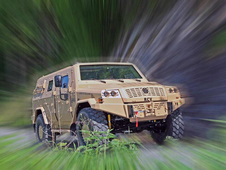RCV SURVIVOR I 4x4