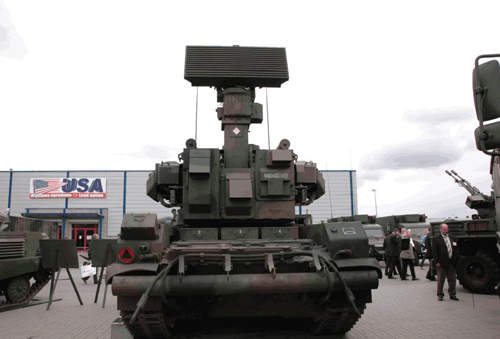 LOARA is a self-propelled anti-aircraft gun system operated by the Polish Land Forces.