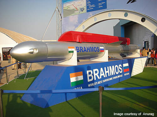 BrahMos is the world's fastest supersonic cruise missile, developed by BrahMos Aerospace.