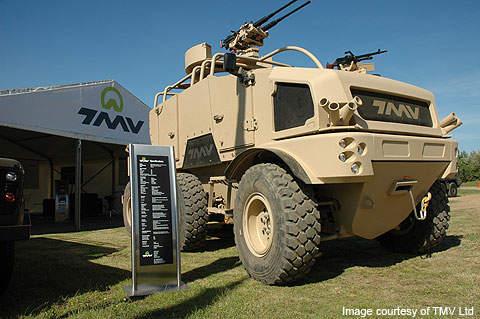 TMV 6×6M SF