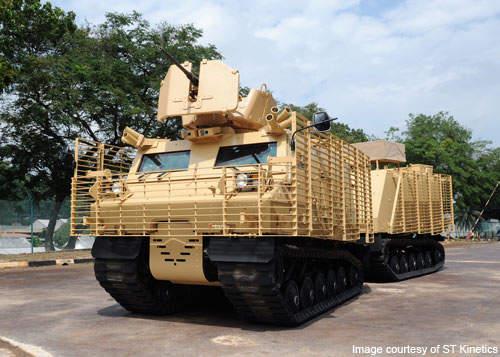 Warthog all-terrain vehicle