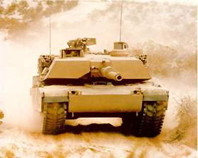 Current Military Tanks are Using Kidde Fire Systems