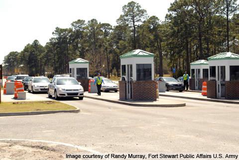 Fort Stewart is the largest US Army post in the Eastern United States.