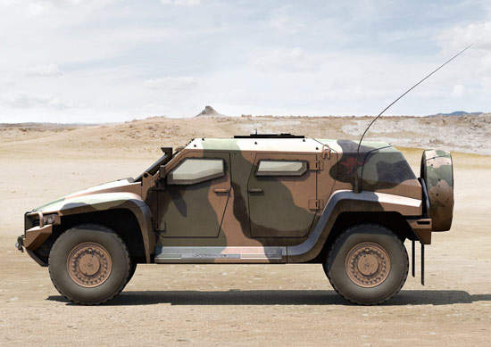Hawkei is a lightweight protected vehicle designed and developed to meet the requirements of the Australian Defence Force (ADF).