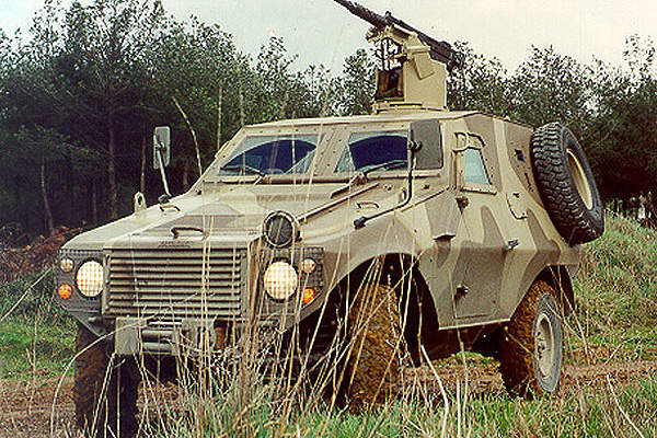 Akrep is a 4X4 special attack/defence vehicle.