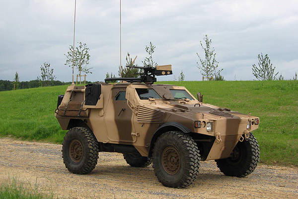 The Panhard VBL is a 4x4 light armoured vehicle used by 16 armies across the world.