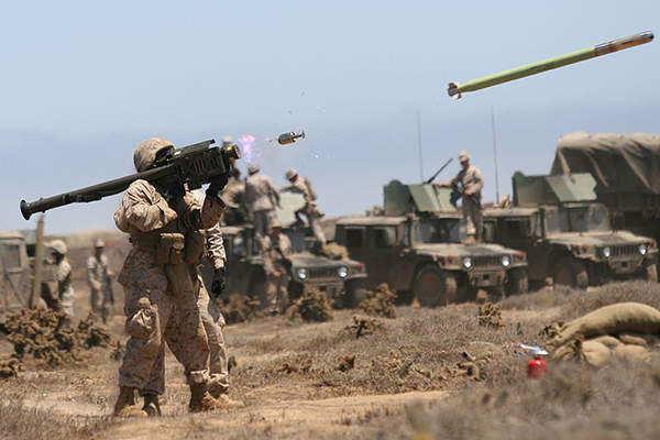 The Stinger missile system provides high accuracy and enhanced air defence capabilities to the armed forces.
