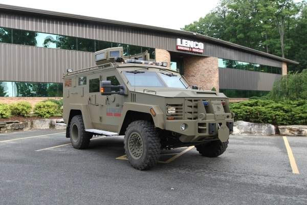 BearCat tactical APC