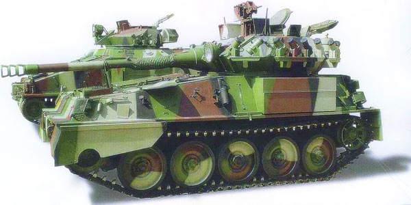Armoured Military Vehicle