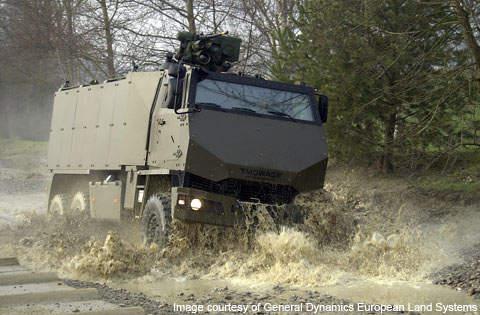 Duro vehicle