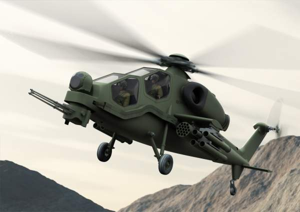 T129 is a multirole attack helicopter being developed for the Turkish Armed Forces. Image courtesy of Agusta Westland.