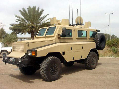1 Army Technology