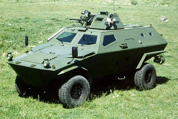 Cobra 4x4 Tactical Wheeled Armoured Vehicle Offers High Level Of Ballistic  And Mine Protection. Image Courtesy Of Otokar Otomotiv Ve Savunma Sanayi  A.S.