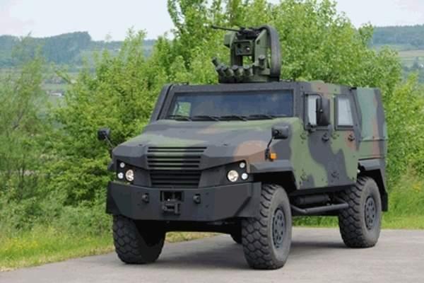 EAGLE Light Tactical Armoured Vehicle Ideas