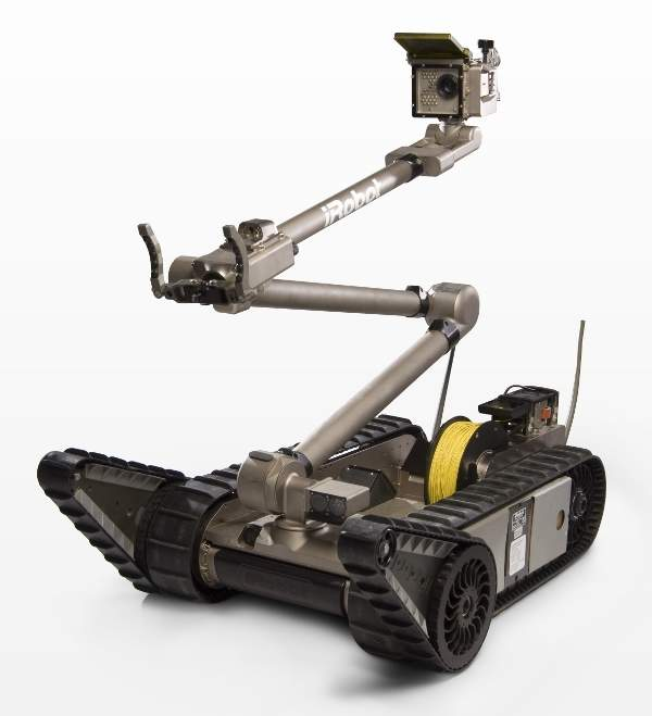 Detect And Diffuse The Top 5 Military Robots For