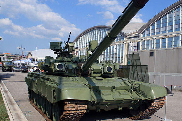 The M-84AB1 main battle tank is the latest upgrade of the M-84 series. Image courtesy of Srđan Popović.