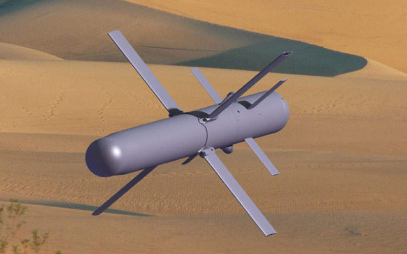 The Spider anti-tank missile system is being developed by EdePro. Image courtesy of serbian2.