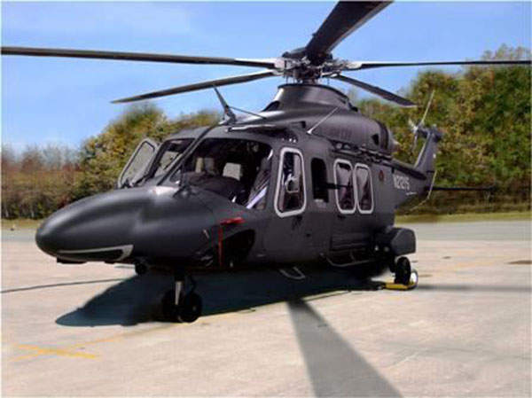 AW139M is the customised military version of the AW139 multi-role helicopter.