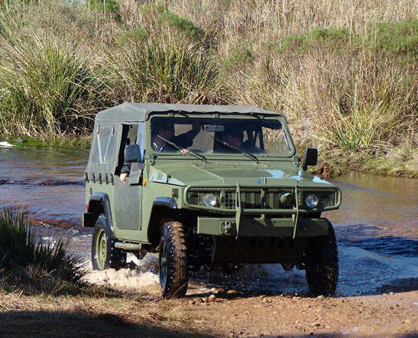 Marruá military utility vehicles are developed primarily for the Brazilian Armed Forces.
