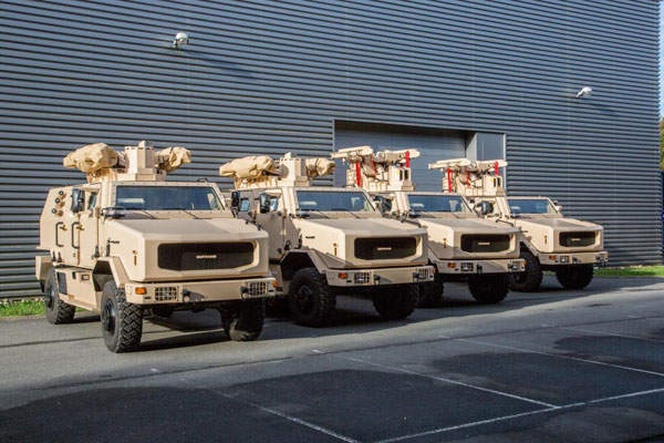 The integration and factory acceptance test for the MPCV was completed in November 2013. © MBDA D Lutanie.