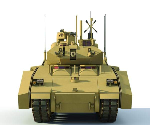 The Ground Combat Vehicle (GCV) is being jointly developed by BAE Systems and Northrop Grumman for the GCV programme of the US Army. Image courtesy of BAE Systems.