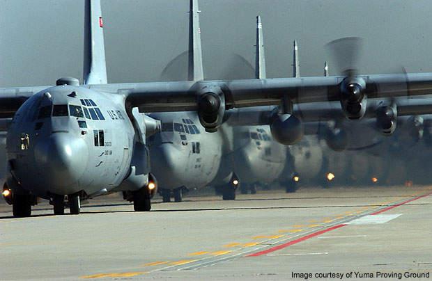 Laguna army airfield