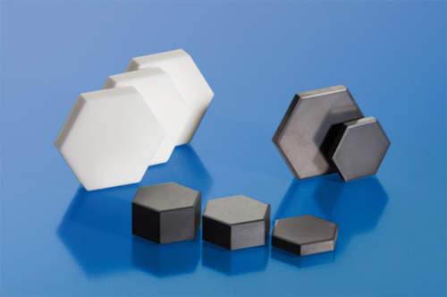 Silicon Carbon Tiles