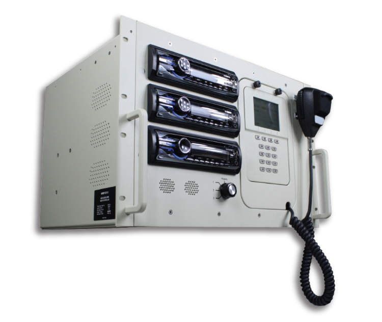 Alarm and Announcement Systems for the Military