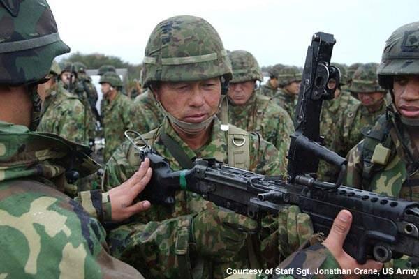 M-249 squad automatic weapon