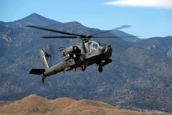 The US Army has more than 800 Apaches in service, and more than 1,000 have been exported.