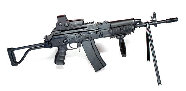 BERYL 96 Assault Rifle with Sighting System