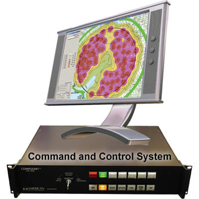 Command and control computer